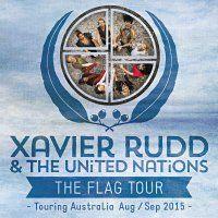 XAVIER RUDD Fri 11 September 2015