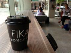 // Fika—happy place
