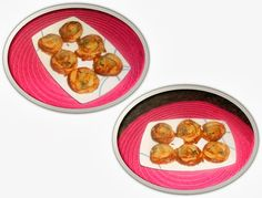 La Cocina de Adita: ESPIRALES DE QUESO