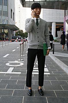 street style men seoul - Recherche Google