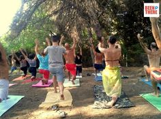 yoga & Beenthere :)