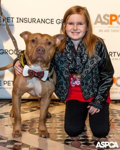 Alabama native Annika Glover, 11, had been battling a cancerous brain tumor for nearly four years. But when she became a participant in the Make-A-Wish program, Annika used her one wish to save shelter animals. The Alabama chapter of Make-A-Wish donated $7,000 in Annika's name to the Pets Are Worth Saving (P.A.W.S.) rescue group in Florence, Alabama. With her cancer now in remission, Annika spends time volunteering at shelter events. She won our Kid of the Year Award at our Humane Awards!