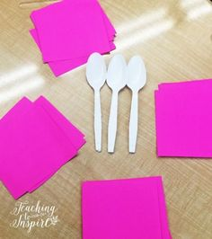 This post explains how teachers can use an academic version of the highly engaging Spoons game to review concepts. Free games included!