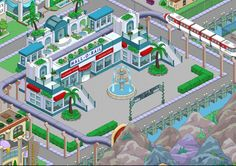 monorotaia Springfield Simpsons, Springfield Tapped Out, The Simpsons Game, Cartoon Network Adventure Time, Adventure Time Anime, Springfield Heights, Far Side Comics, The Far Side, Games