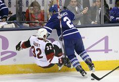 Arizona Coyotes vs. Toronto Maple Leafs - 12/22/15 NHL Pick, Odds, and Prediction