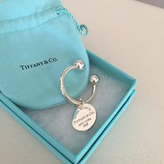 Pin 296956169161041446 Tiffany Sterling Silver Key Chain