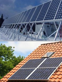 Check out Green Apple Energy if you are looking professionals who install solar panels for residential and commercial clients. They also provide sustainable solutions for photovoltaic systems.