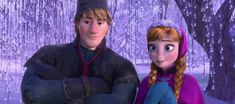 The Definitive Collection of Cute Anna and Kristoff Moments | Oh My Disney  Cute article! :D
