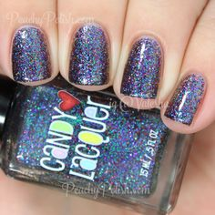 Candy Lacquer Visions Of Vixen | Holiday 2014 Magical Reindeer Collection | Peachy Polish