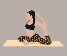 Vector Woman Doing Yoga The Effective Pictures We Offer You About Architect. Vector Woman Doing Yoga The Effective Pictures We Offer You About Architecture drawing present Sanftes Yoga, Yoga Art, Yoga Illustration, People Illustration, Render People, Love Drawings, How To Do Yoga, Designs To Draw, Traditional Art