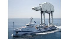 'Star Wars' Characters Are Taking Over the World's Largest Superyachts – Robb Report Expedition Yachts, Small Yachts, At At Walker, Star Wars Vehicles, Star Wars Day, Star Wars Characters, Back To The Future, Princess Leia, Ghostbusters