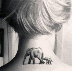 Um Pedacinho de Mim: Ideias de Tatuagens Femininas