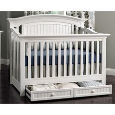 Suite Bebe Winchester Lifetime 4-in-1 Convertible Crib & Reviews   Wayfair