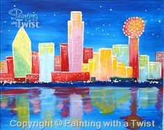 11 Best Pwat Dallas Images Dallas Painting Fireworks