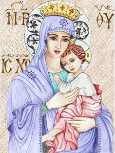 """Now, if Mary's Son was to inherit an everlasting kingdom, this implies that Mary was to become literally """"Queen-Mother"""" of His Kingdom, for we know for a fact that in ancient Israel, the mother of a king usually received the title and role of """"Queen-Mother."""""""
