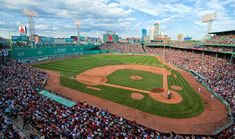 Fenway Park -Tenant: Boston Red Sox -Capacity: 37,673 (night), 37,221 (day) -Surface: Grass -Cost: $650,000 -Opened: April 20, 1912 -Architect: Osborn Engineering -Owner: Boston Red Sox