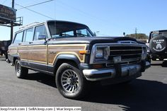 1988 Wagoneer V8  Selling a 1988 Jeep Wagoneer!!!  -V8, 4x4, automatic, Clean Title!