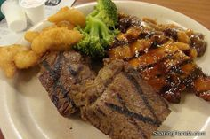 Golden Corral in Ft. Myers Florida - Pictures of Food at Golden Corral