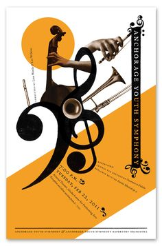 Ideas For Music Design Cover Concert Posters Graphic Design Posters, Graphic Design Inspiration, Typography Design, Musikfestival Poster, Poster Layout, Musik Player, Magazin Covers, Rhapsody In Blue, Plakat Design