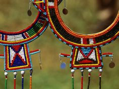 Maasai Bead Necklaces