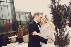 Winter Wedding @ Planterra Michigan Wedding Venues, Love Story, Weddings, Couple Photos, Winter, Couple Shots, Winter Time, Mariage, Wedding