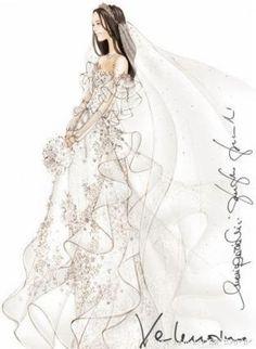 Valentino Wedding Dress :)