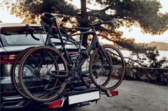 Do you need a good way to transport several bikes on your vehicle? If so, then you have come to the right place because what we want to do right now is to help you find the best bike rack for SUV. Let's get right to it and see what the market has to offer. Best Bike Racks for SUVs: Reviews Allen Sports 3-Bike Hitch Rack If you are looking for a very durable, secure and high end bike rack for your SUV, then this is Suv Bike Rack, Best Bike Rack, Bicycle Rack, Bike Hitch, Hitch Rack, Tray Styling, Bike Mount, Trailer Hitch, Cool Bikes