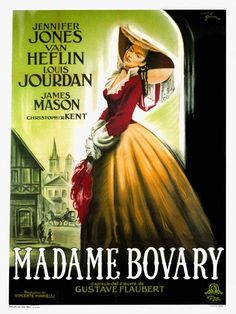 Madame Bovary  (1949)  The scene with Emma at the ball is beautiful.  ****