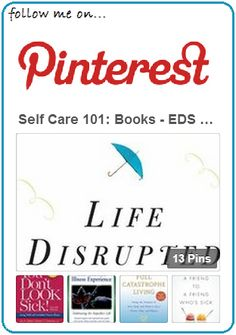 Click here for OREDS Self Care 101: Books - EDS / Ehlers-Danlos Syndrome