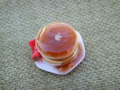 KITCHEN: Mickey Mouse Pancake w/ Syrup & Butter | eBay