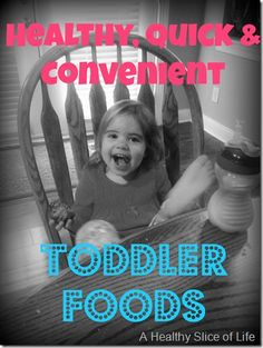 healthy easy convenient toddler foods for busy times thumb Munchkin Meals: Quick & Convenient