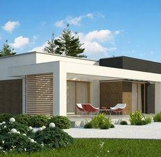Order the manufacturing kit of this beautiful house project today for only 35 800 € and start living in it by the end of this year! Premium Scandinavian quality, fast manufacturing process and delivery. Woodworking Equipment, Woodworking Kits, Dream House Plans, Small House Plans, Dream Houses, Bungalow Haus Design, House Design, Architecture Résidentielle, Design Case