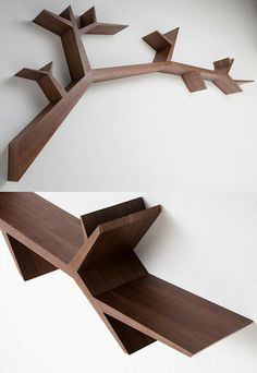 Albero come libreria di Design - bookcase tree | Dd Arc Art