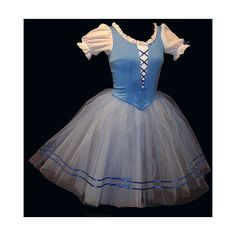 Professional ballet romantic tutus and costumes for sale ❤ liked on Polyvore featuring costumes, dance, dresses, ballerina costume, ballet costumes, ballerina halloween costume and ballet halloween costumes