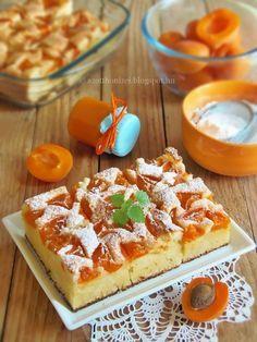 Hungarian Cake, Hungarian Recipes, Fruit Recipes, Cake Recipes, Cooking Recipes, Winter Food, Coffee Cake, Cake Cookies, Food Inspiration