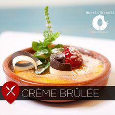 Crème brûlée maken is helemaal niet moeilijk. In een paar simpele stappen leggen wij uit hoe jij dit lekkere dessert klaarmaakt.