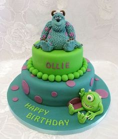 monsters inc cake - Buscar con Google