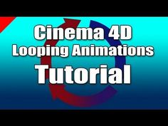 16 Best c4d animation looping images in 2017 | Cinema 4d tutorial