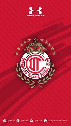 #DiablosTwitteros Toluca @Under Armour • LigraficaMX 160214CTG(2)