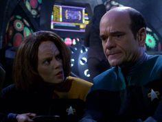 Roxann Dawson, Robert Picardo, Star Trek Universe, Star Trek Voyager, Stars, Fictional Characters, Live, Twitter, Sterne
