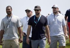 PGA crowd chooses Aaron Rodgers' presence over Jordan Spieth's 67 - Yahoo News India