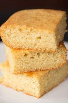 "Paleo Zone Diet ~ ""Cornbread""- soooo good, tasty as corn bread and so versatile to even make a great cake with chocolate icing"
