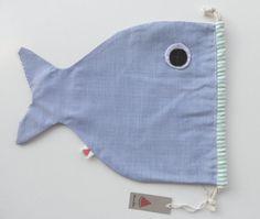 Drawsting Tasche. Mit resistenten Stoffe, handgemachte und Spaß für Kinder. SICE 29x29cm Interieur / Exterieur 29x35cm