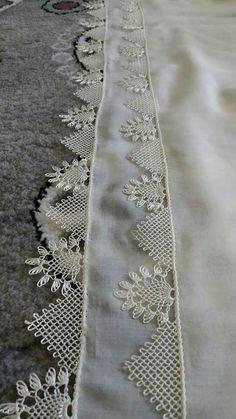 Baby Knitting Patterns, Crochet Patterns, Crochet Flowers, Crochet Lace, Free Crochet, Needle Tatting Tutorial, Needle Lace, Lace Making, Crochet Designs