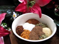 Caribbean Spice Rub