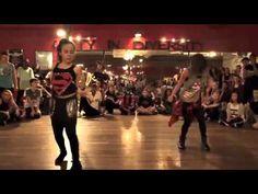 Bailey Sok & Kaycee Rice - Anaconda - YouTube