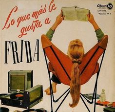 Lo que más le gusta a Frida #LP #cover