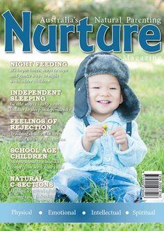Subscribe to Nurture Parenting Magazine today! http://www.nurtureparentingmagazine.com.au/subscribe/