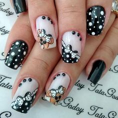 Opción Hair And Nails, My Nails, Nail Arts, Christmas Nails, Manicure, Nail Designs, Lily, Art Work, Tatoos