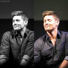 JIBcon2013 - the man can dance #Jensen